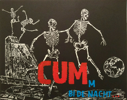 CUM-CUM, 2018, aus Totentanzserie