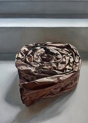 """Brigitte Baldauf, """"Waste II"""", Öl auf Leinwand, 2015, 190 x 130 cm. Foto: Markus van Offern"""