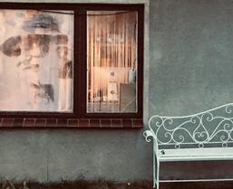 SEEMANN, Fotografin Daniela Melzig, Druck auf Glas, 95 x 120 cm