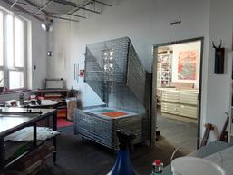 Druckwerkstatt Jott P. M. – Berlin Weißensee, 2018