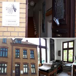 Désirée Wickler, Atelier für Handdruck in Linz am Rhein