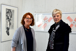 Karin Bach – Petra Freese Vernissage
