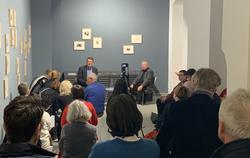 BORCH Conversations mit Jacob Thage, Museum Jorn, Silkeborg, DK, © BORCH Gallery & Editions Copenhagen / Berlin