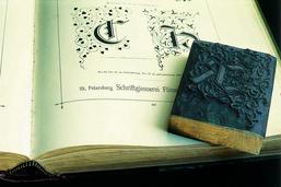 Die Offizin Haag-Drugulin, gegr. 1829 in Leipzig, ist ein Schatzhaus der Schriften