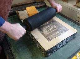 Lithographie-Werkstatt