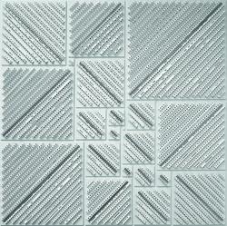 Lochkartenrelief, Collage von Klaus Helbig / auch Fotograf