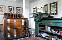 Druckwerkstatt SLOWTYPE